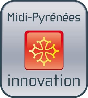 Logo Midi-Pyrénées Innovation