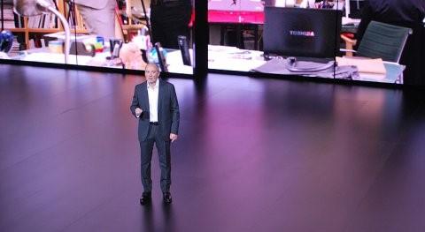 Stéphane Richard au show hello