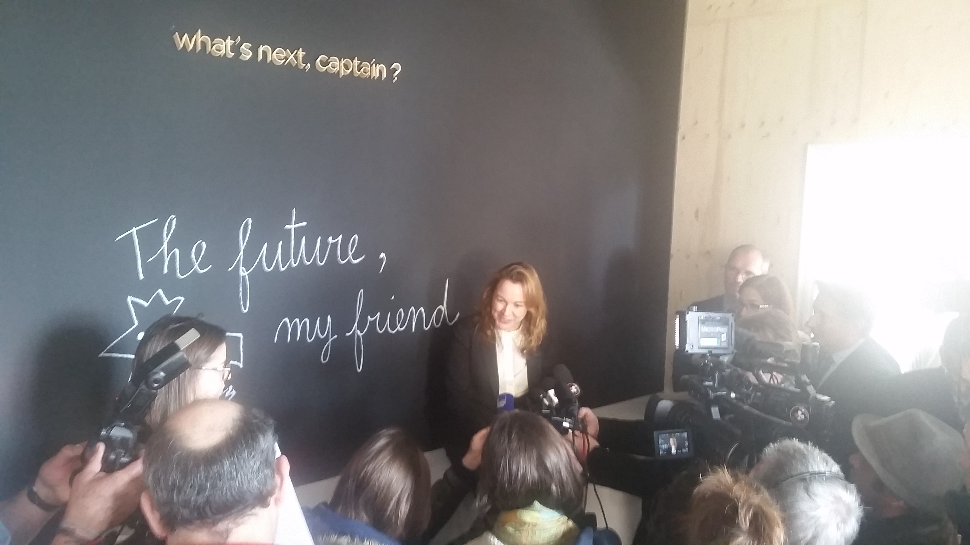 Axelle Lemaire-Inauguration