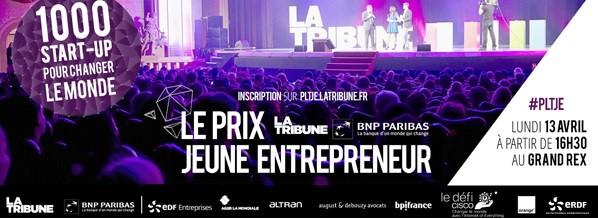 Prix Jeune Entrepreneur