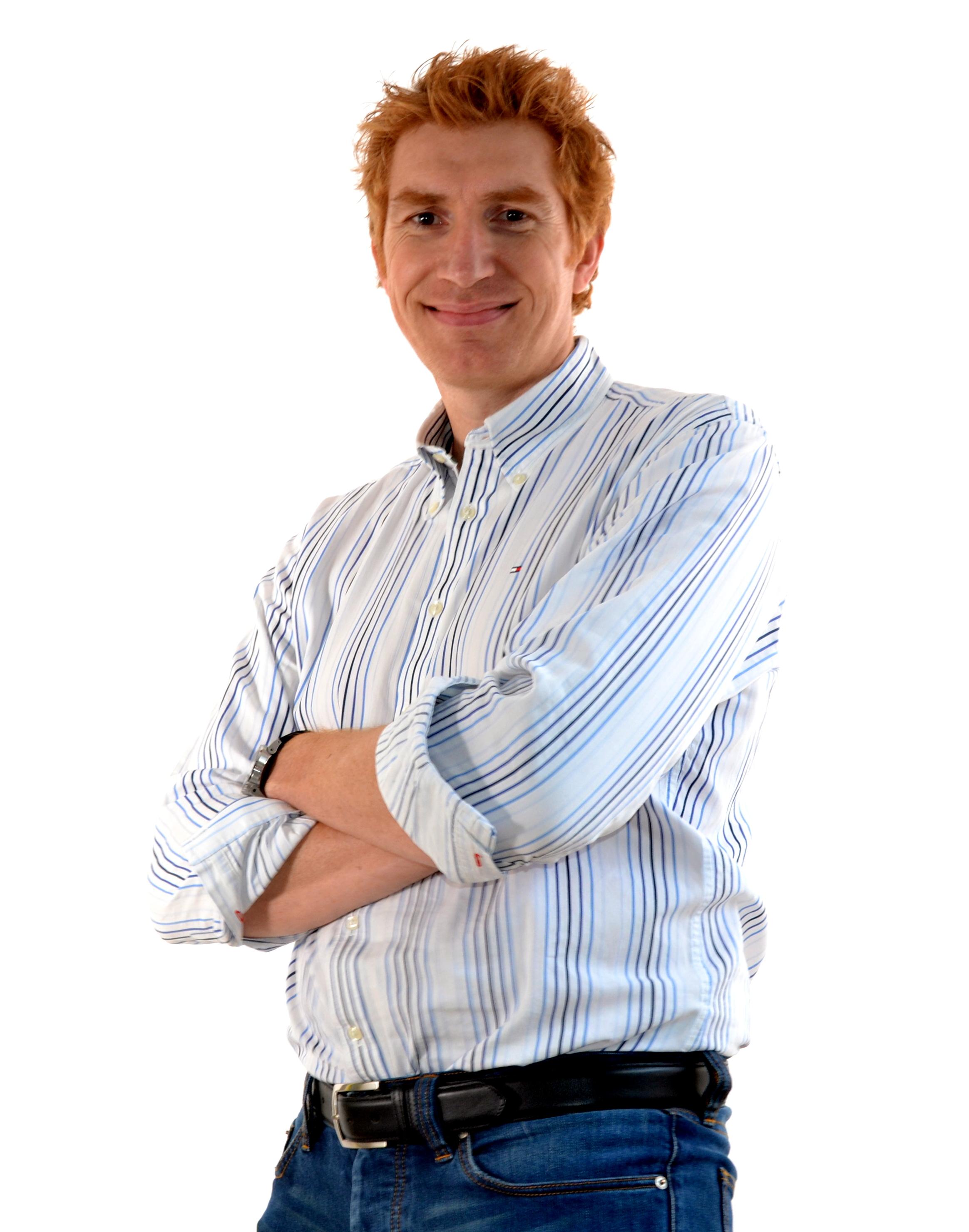 Matthieu Chaize, directeur des opérations