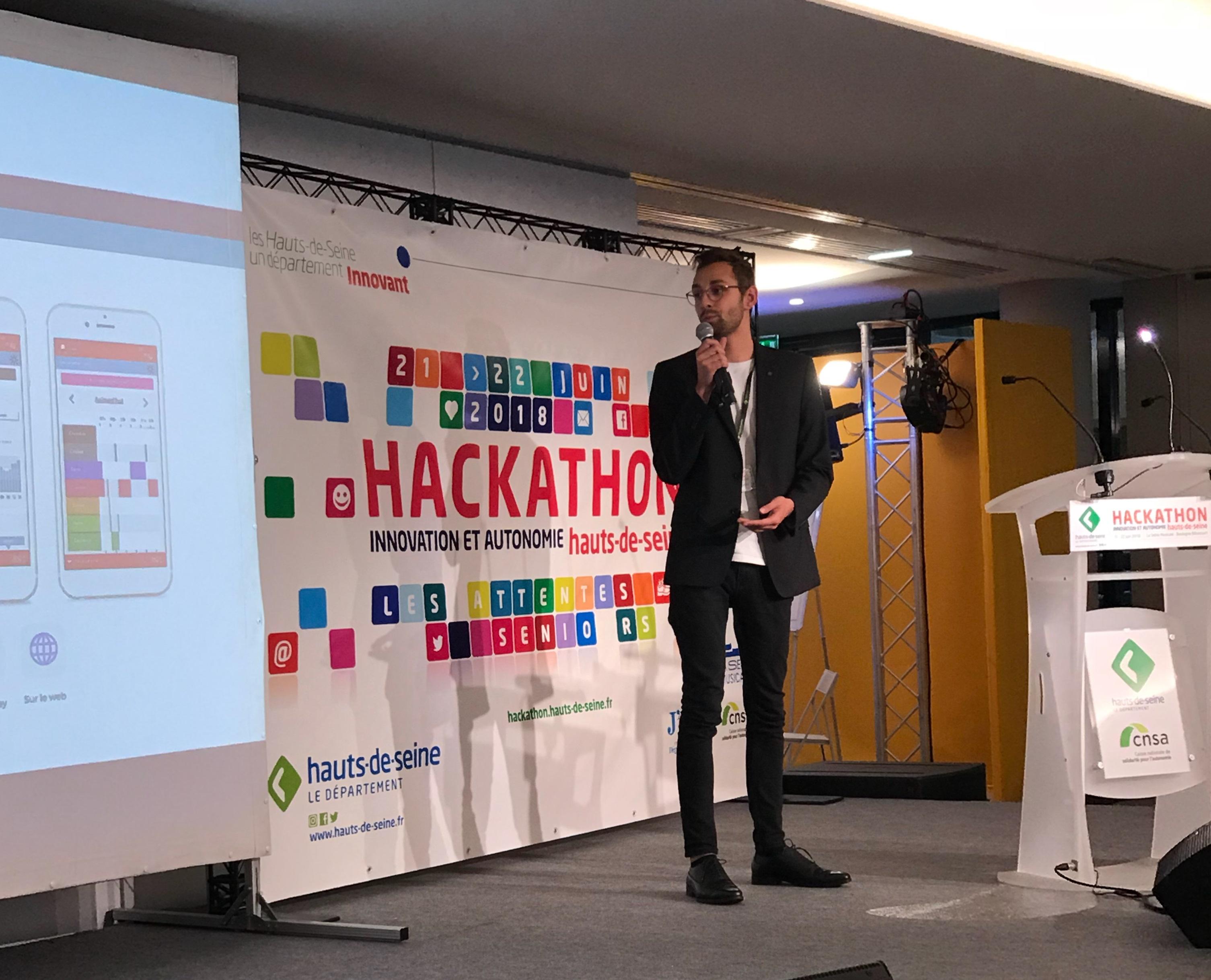 Hackathon Robin