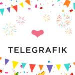 Bon anniversaire Telegrafik